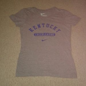 Kentucky cheer shirt